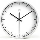 """12"""" Modern Style Wall Clock in Stainless Stee l-TUMA(BZ115W)"""