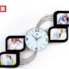 Fashionable Creative Modern Luxurious Sitting Room Wall Clock -S68