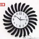 Personality Time Rings Design Wall Clock - JT1012