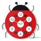 DIY 3D Cartoon Stylish Decorative Wall Clocks - JT2265R