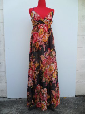 MAXI GYPSY HIPPIE SUN BOHO HIPPY DRESS