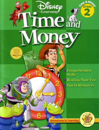 SECOND GRADE - Teach Your Child About TIME and MONEY