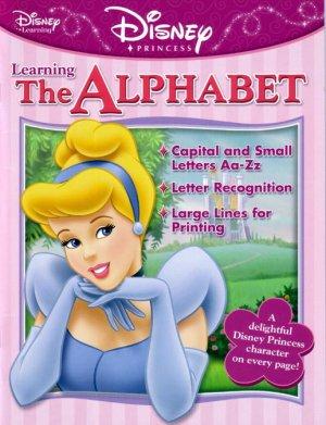 KINDERGARTEN  through FIRST Grade - Learn the ALPHABET with the Disney Princesses