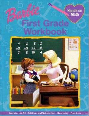 FIRST GRADE - Teach Your Child MATH with BARBIE