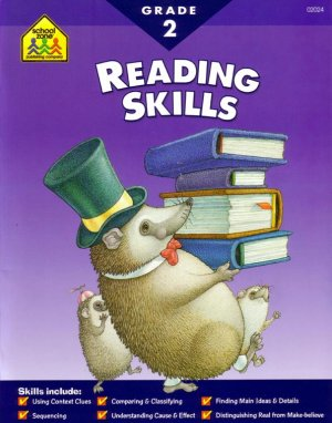 SECOND Grade - Teach your child READING SKILLS