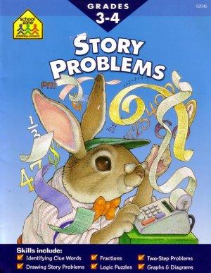 THIRD & FOURTH Grade - STORY PROBLEMS