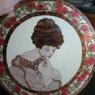 The Victorian Woman Wood Burning