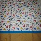 All Sports High Top Sneaker Flannel Handmade Pillow Case Set