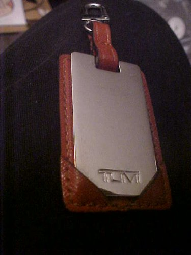 Tumi luggage rare Tag Fob like new and  engraveable