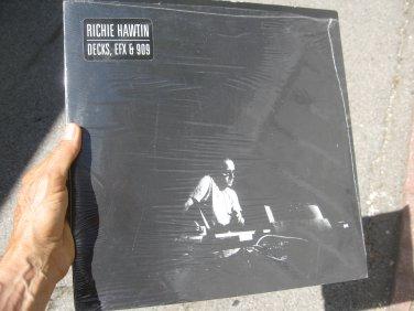 "Richie Hawtin Decks, EFX and 909 vinyl record Canada 12"""