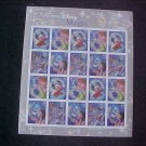 Art of Disney Magic Stamps US Mint  20x 41c  ani Mickey Mouse