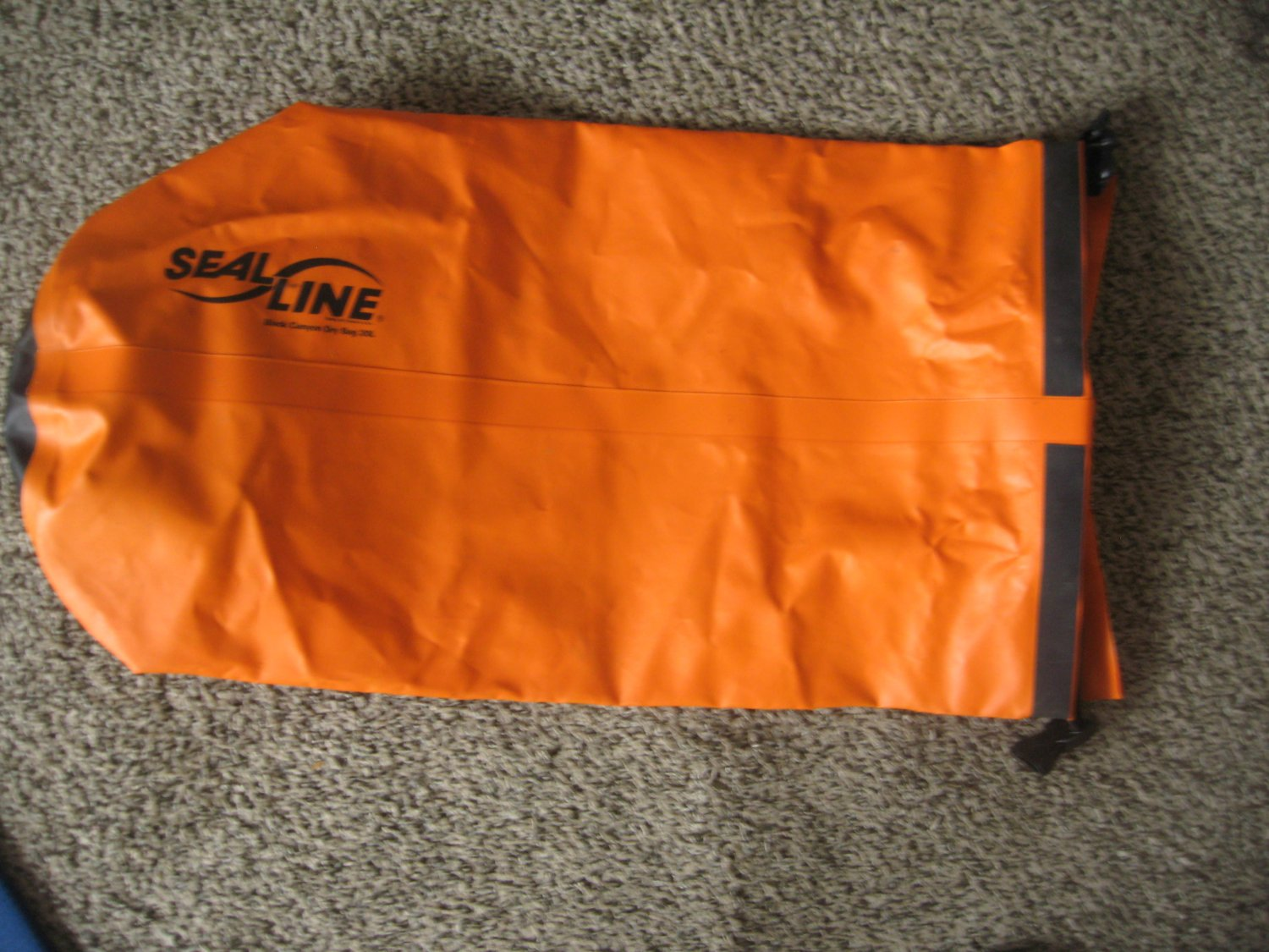 Seal Line 20L Black Canyon Dry Bag  preowned camping gear