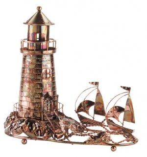 Musical Metal Sculpture Lighthouse #31420
