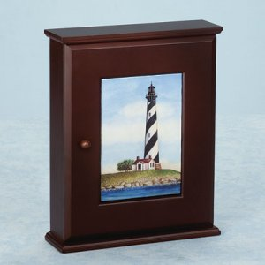 Lighthouse Key Cabinet #34572