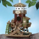 Lighthouse Station Birdhouse #34716