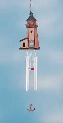 Lighthouse Wind Chime #34720