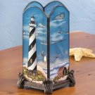 Lighthouse Votive Holder #34776