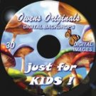 Just For Kids Digital Backdrops Chromakey Photography Backgrounds