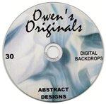 Abstract Digital Backdrops