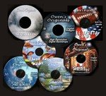 Any Seven Digital Backdrop CD's