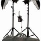 Photogenic PL125K 1320 W/S  Powerlight PL2 Series Studio Kit