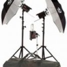 Photogenic PL225K 1125 W/S PL2 Series Standard Studio Kit