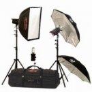 Photogenic PL200K 1320 W/S Powerlight PL2 Series Light Softbox Kit