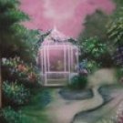 27-485  Special 8X10 Hand Painted Scenic Backdrop