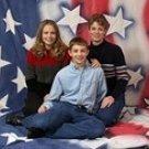 10x20 Patriotic Scenic Backdrop