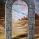 Double Stone Arch Photograpy Prop