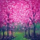 SW15 Scenic Hand Painted Photo Backdrop