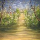 SW21 Scenic Hand Painted Photo Backdrop