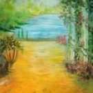 SW30 Scenic Hand Painted Photo Backdrop