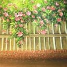 SW34  Scenic Hand Painted Photo Backdrop