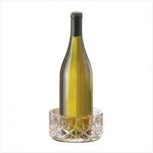 Lady Anne Crystal Bottle Coaster