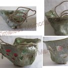 Ceramic handmade unique Organic vessel  ceramic vase OOAK  handcrafted One Of A-Kind Original