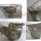 Ceramic handmade unique Organic vessel  ceramic vase OOAK  handcrafted One Of A-Kind Original