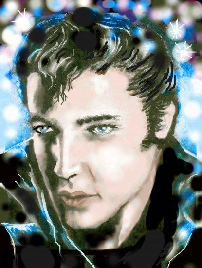 Elvis Portrait