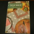 Vintage Crochet Booklet Things to Crochet for the Home
