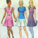 Vintage Sewing Pattern 70s Dress Simplicity 9862