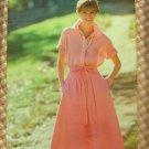 Wrap Skirt Butterick 6005 Vintage Sewing Pattern
