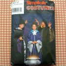 Wizard Costume Sewing Pattern Simplicity 9372