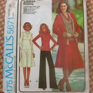 Knit Wardrobe McCall's 5671 Vintage 70s Sewing Pattern