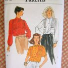Vogue Sewing Pattern 7413  Vintage 70s Blouses and Shirts