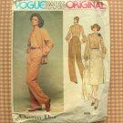 Vogue 1608  Paris Original Christian Dior Sewing Pattern Misses jacket, blouse, skirt and pants