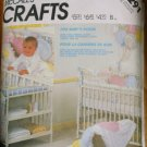 Baby Accessories Vintage Sewing Pattern McCalls 2291