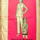 Misses Separates Vintage Mail Order Pattern 9166