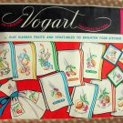 Vintage Vogart Cross Stitch Craft Transfer Pattern 211 Kitchen Motifs