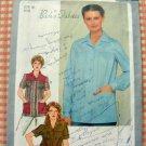 Misses Smock Vintage Sewing Pattern Simplicity 9729