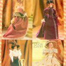 Fashion Doll Period Costumes Vogue Craft Sewing Pattern 9759